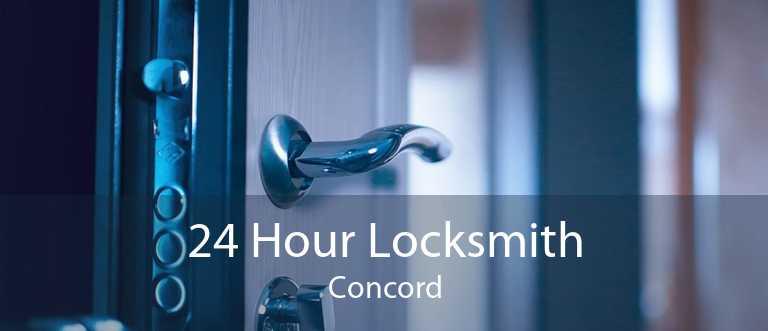 24 Hour Locksmith Concord