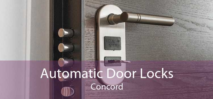 Automatic Door Locks Concord