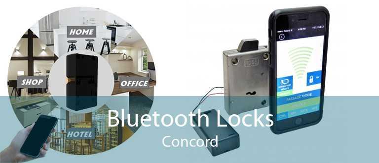 Bluetooth Locks Concord