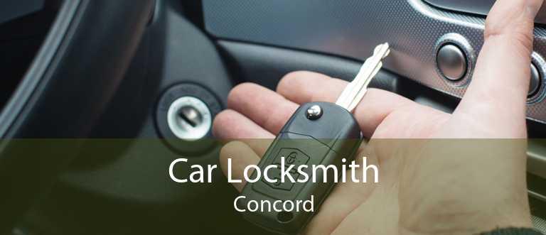 Car Locksmith Concord