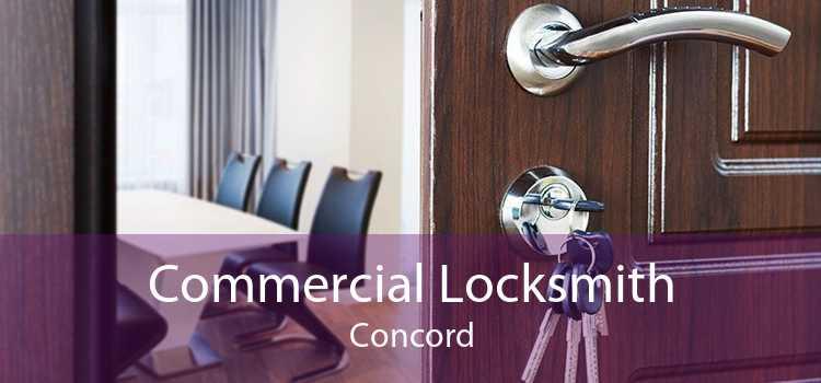 Commercial Locksmith Concord