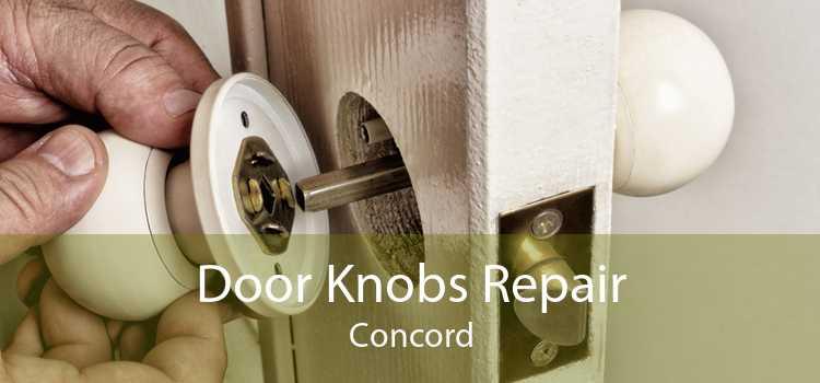 Door Knobs Repair Concord