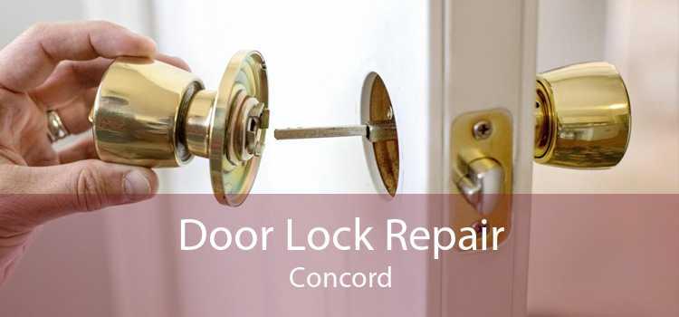 Door Lock Repair Concord