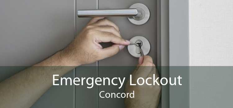 Emergency Lockout Concord