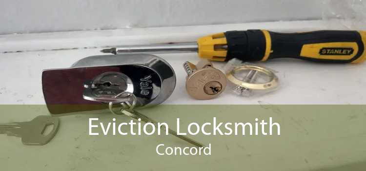 Eviction Locksmith Concord