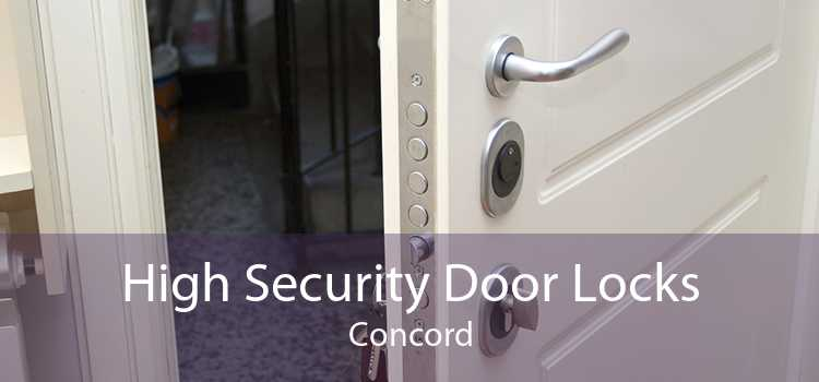 High Security Door Locks Concord