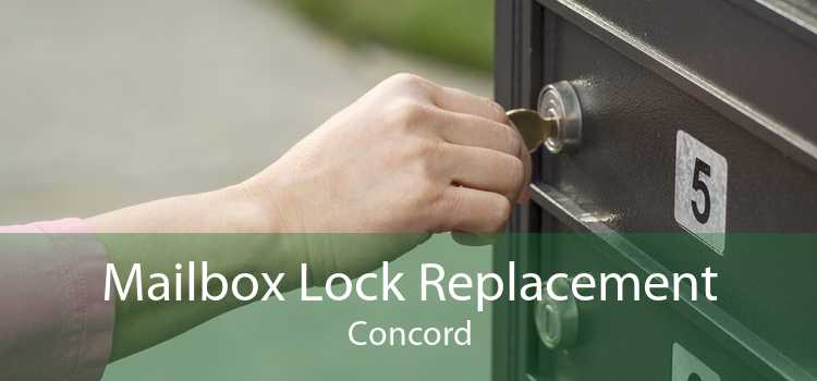 Mailbox Lock Replacement Concord