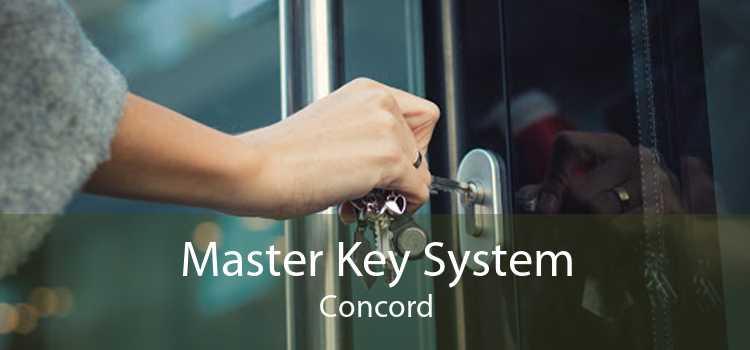 Master Key System Concord