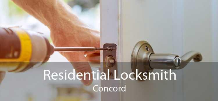 Residential Locksmith Concord