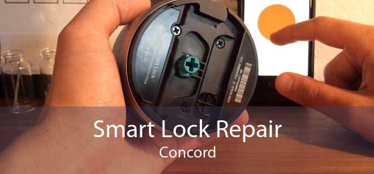 Smart Lock Repair Concord